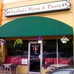 Photo taken at Scalini's Pizza & Pasta by Dallas Observer on 8/19/2014