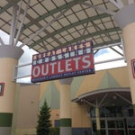 Photo taken at Great Lakes Crossing Outlets by Athar O. on 6/1/2013
