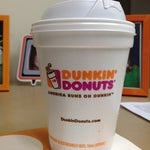 Photo taken at Dunkin Donuts by Brian S. on 11/8/2012