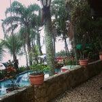 Photo taken at Pousada Villa Paradiso by Heloisa H. on 6/8/2014