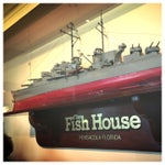 Photo taken at The Fish House by Елизавета П. on 8/19/2013