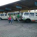 Photo taken at Trinoma Transport Terminal by Raffy C. on 5/30/2013