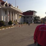 Photo taken at ศาลจังหวัดอยุธยา (Ayutthaya Provincial Court) by Anuchida_S N. on 1/21/2014