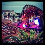 Photo taken at Ushuaïa Ibiza Beach Hotel by Alexey on 8/18/2012