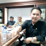 Photo taken at Kantor Gubernur Sumatera Utara by Ajie K. on 2/24/2015