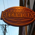 Photo taken at Lexington Beerworks by Aleks on 5/19/2015