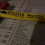 Фото KILLFISH DISCOUNT BAR в соцсетях