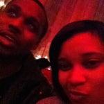 Photo taken at C-Bar Ultra Lounge by Amber P. on 2/9/2013