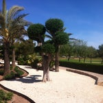 Photo taken at Golf Son Antem by Mike K. on 5/3/2015