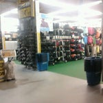 Photo taken at Decathlon by Ana F. on 10/12/2013