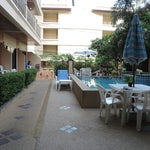 Photo taken at Seven Seas Hotel Phuket by Setyo A. on 9/13/2014