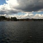 Photo taken at Beaver Lake by Marvin C. on 4/14/2013