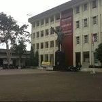 Photo taken at Universitas Bung Karno by riza Y. on 4/15/2013