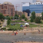 Photo taken at Confluence Park by Vanessa M. on 6/16/2013