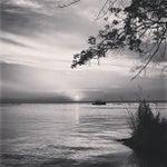 Photo taken at Sylvan Beach NY by Dan P. on 6/25/2013