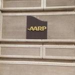 Photo taken at AARP Headquarters by Girish kumar K. on 3/4/2014