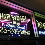 Photo taken at Wingstop by Nate R. on 3/22/2013