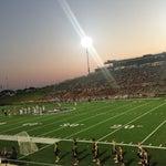 Photo taken at Tully Stadium by Chris O. on 9/14/2013