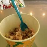 Photo taken at Moonberries Frozen Yogurt by Josh H. on 8/24/2013