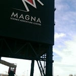 Photo taken at Magna by Chris on 10/29/2014