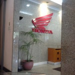 Photo taken at PT Astra Honda Motor by adan a. on 2/27/2014