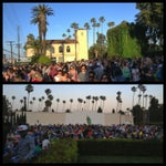 Photo taken at Cinespia by Rick E. on 5/27/2013