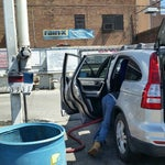 Photo taken at Los Amigos car wash by Melody d. on 4/29/2015