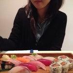 Photo taken at Linn Japanese Restaurant by John P. on 11/8/2013