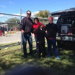 Photo taken at Tailgaters Parking by Chaz P. on 11/1/2014