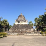 Photo taken at Wat Visuonnaradh by Prapat C. on 12/24/2014