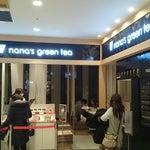 Photo taken at nana's green tea 東京スカイツリータウンソラマチ店 by mona c. on 12/29/2014