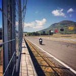 Photo taken at Taupo Motorsport Park by Adrian H. on 1/17/2014
