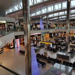 One of, if not the best airport to travel to/from.Great transport (tube/bus/train/taxi), clean, comfortable, bright, spacious, good selection of food and shopping, very helpful friendly obliging staff