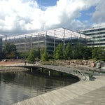 Photo taken at Chiswick Business Park by Diana G. on 8/19/2014
