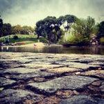 Photo taken at Parque Centenario by Mario G. on 4/1/2013