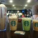 Photo taken at Starbucks by Erna D. on 5/31/2015