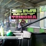 Photo taken at Trinoma Transport Terminal by SHIA D. on 8/23/2012