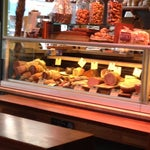 Photo taken at Salumeria Rosi Parmacotto by CG S. on 3/4/2012