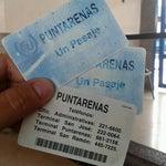 Photo taken at Terminal Empresarios Unidos by Jorge C. on 8/21/2012