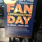 Photo taken at Moe's Southwest Grill by Josh W. on 6/20/2012