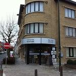 Photo taken at Fonteyne The Kitchen Woluwe by Alexis V. on 1/16/2011