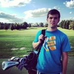 Photo taken at Penn State Golf Courses by Ryan K. on 8/28/2012