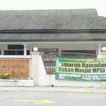 Photo taken at Masjid Al-Mukminun by Termizi S. on 7/18/2012