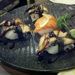 Photo taken at Sushi 1 by Brandilynn N. on 12/5/2011