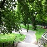 Photo taken at Highbridge Park by Charley L. on 5/28/2012