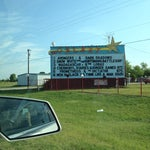 Photo taken at Galaxy Drive In Theatre by Michelle A. on 6/8/2012