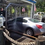 Photo taken at Classic Car Wash by aja h. on 5/13/2012