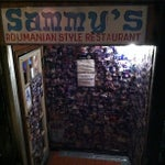 Photo taken at Sammy's Roumanian Steakhouse by Jared H. on 9/9/2012