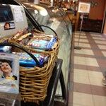 Photo taken at Café Bonjour Deli & Pizza by Terri N. on 9/4/2012