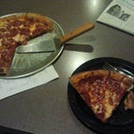 Photo taken at Barro's Pizza by Alan T. on 10/14/2011